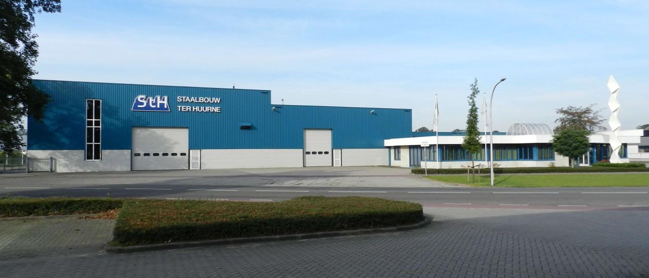 Staalbouw ter Huurne